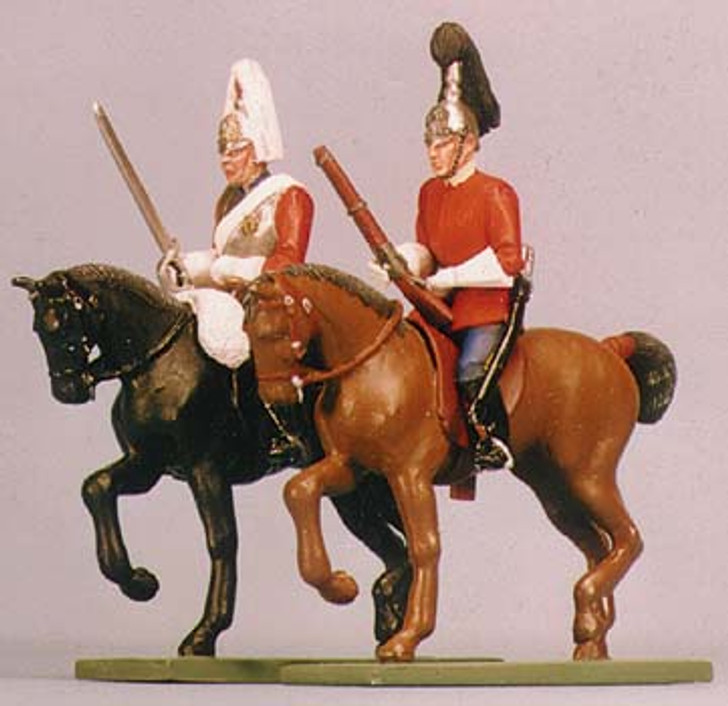 Dragoons Lifeguards and accessories