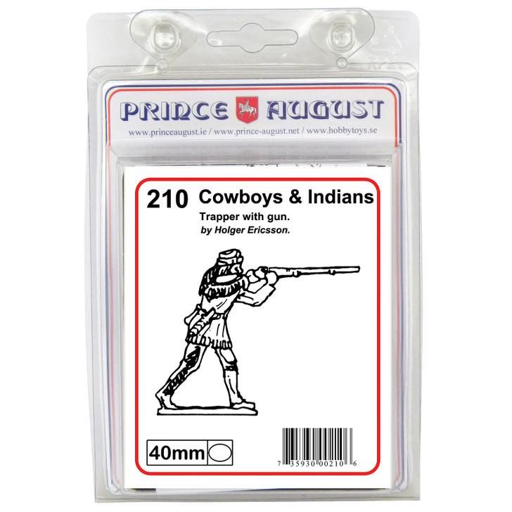 PA210 American Trapper with gun