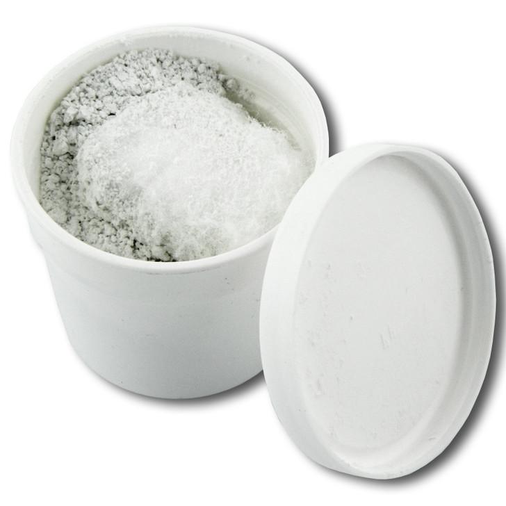 Release Powder in a pot.