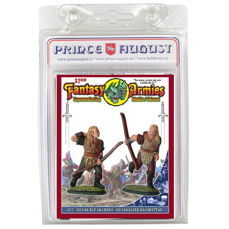 PA622 Silvan Elf Archers Mould