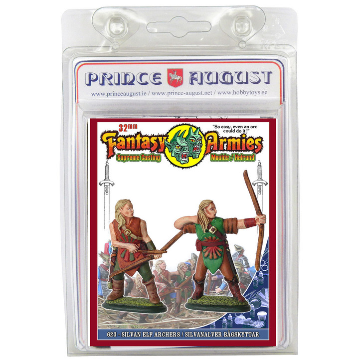 PA623 Silvan Elf Archers mould