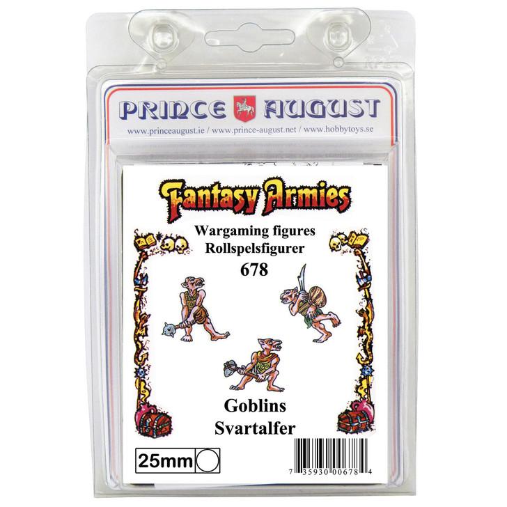 PA678 3x Goblins mould