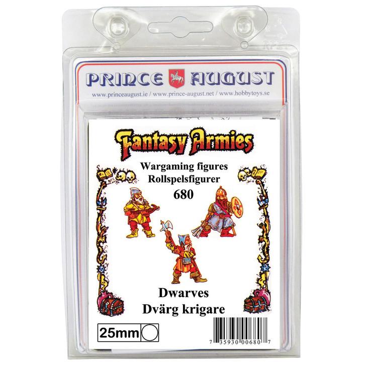 PA680 3x Dwarves mould