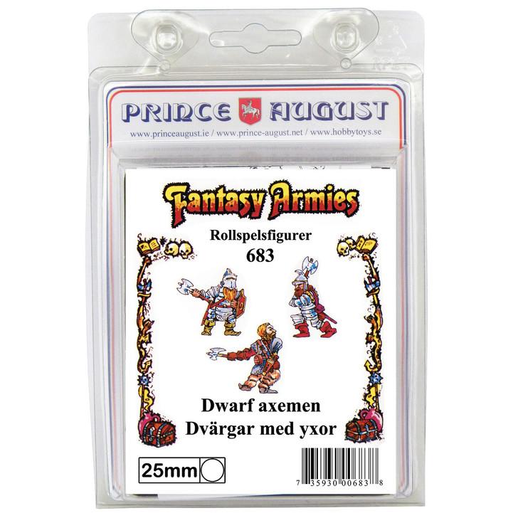 PA683 3x Dwarves mould
