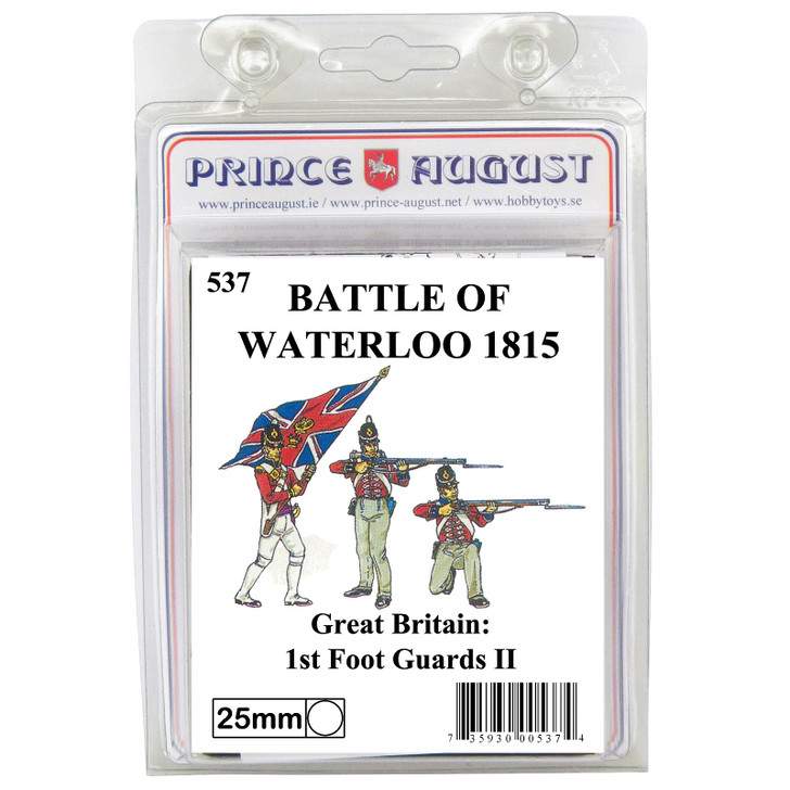 PA537 Britain: Foot Guards blister