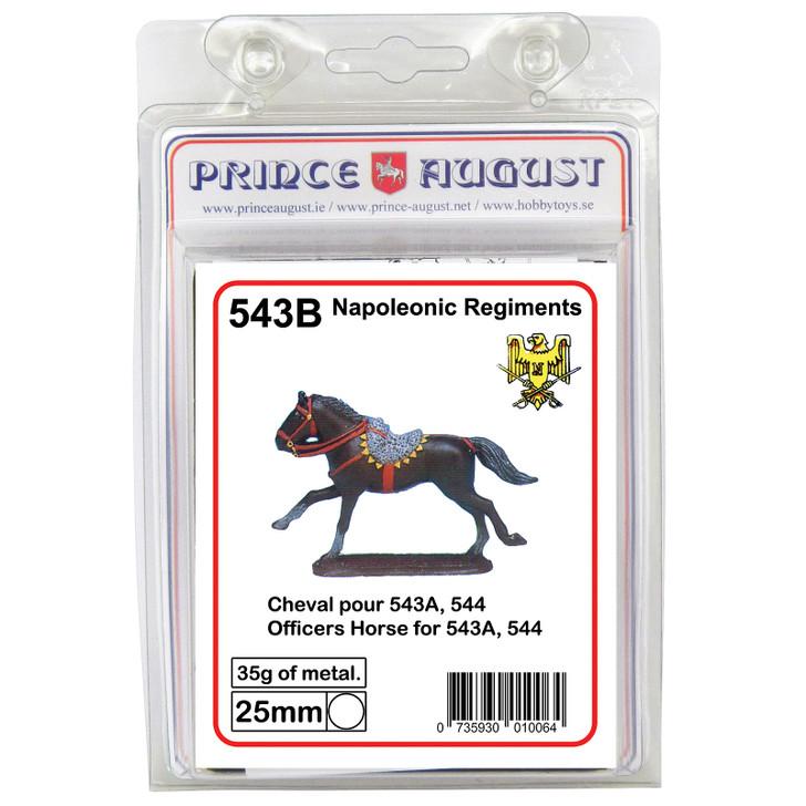PA543B Britain: 6th Inniskilling Dragoons Officer's Horse blister