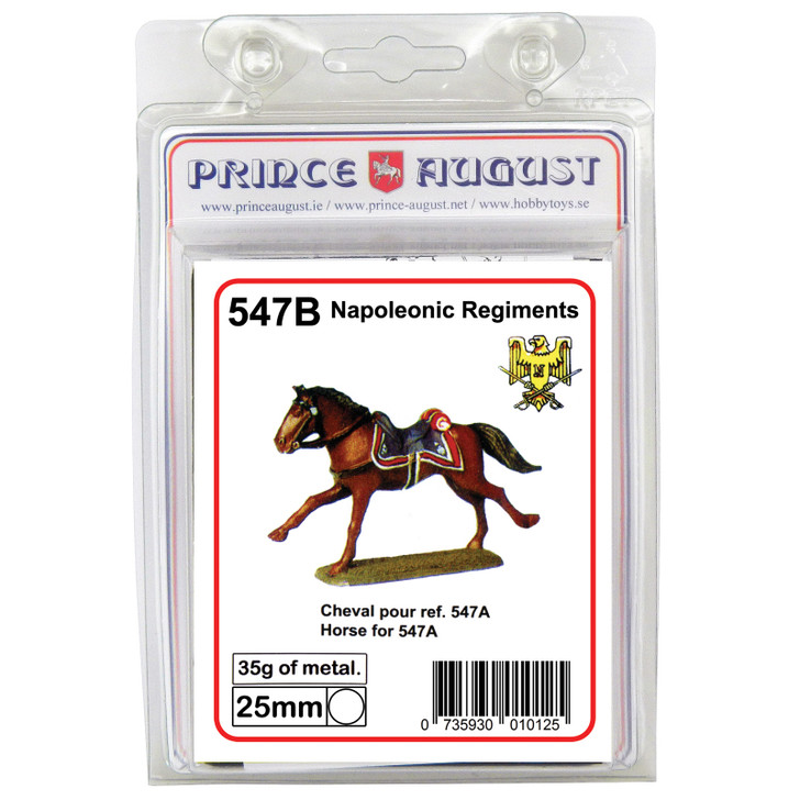 PA547B French Polish Lancers label