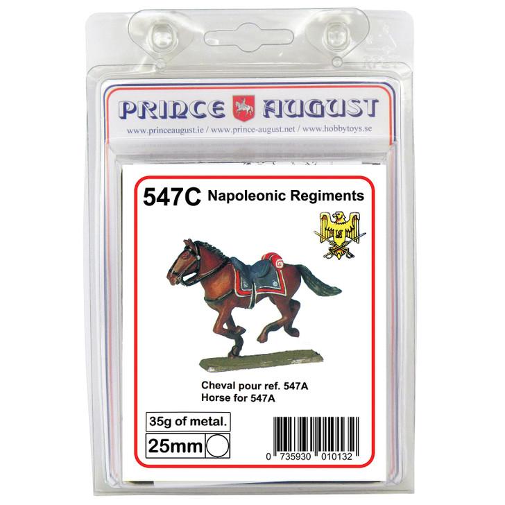PA547C France: Polish Lancers Trooper label