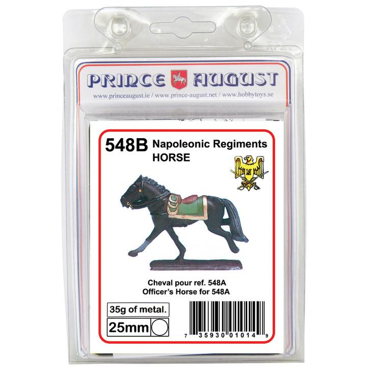 PA548B French Empress Dragoons label