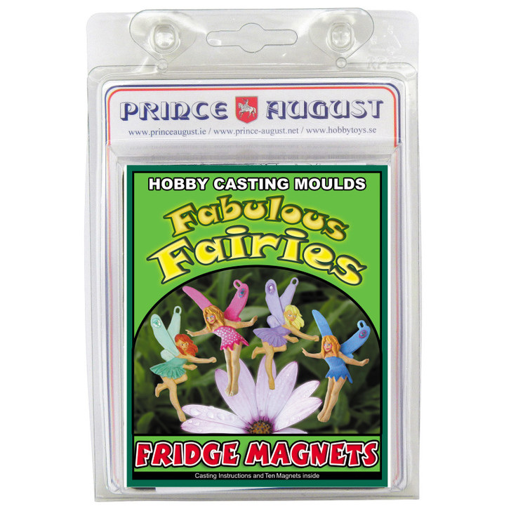 PA116 Fairy Fridge Magnet label