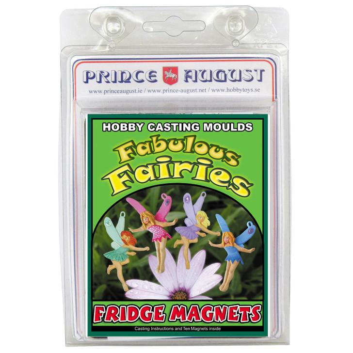 PA116 Fairy Fridge Magnet label