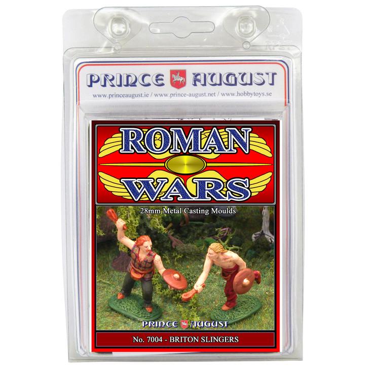 PA7004 Roman Wars - Briton Slingers mould