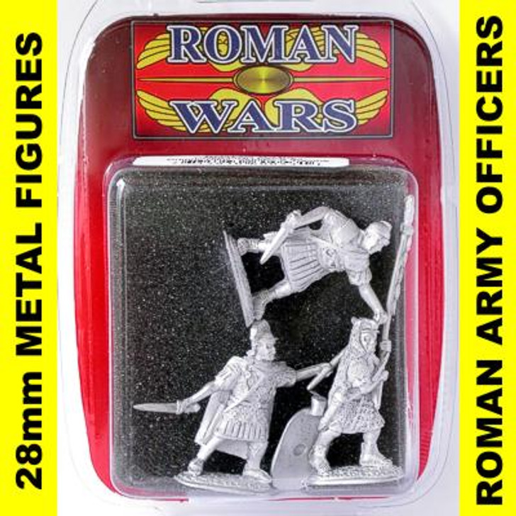 Roman Wars - Primus Pilus, Signifer and Tribune