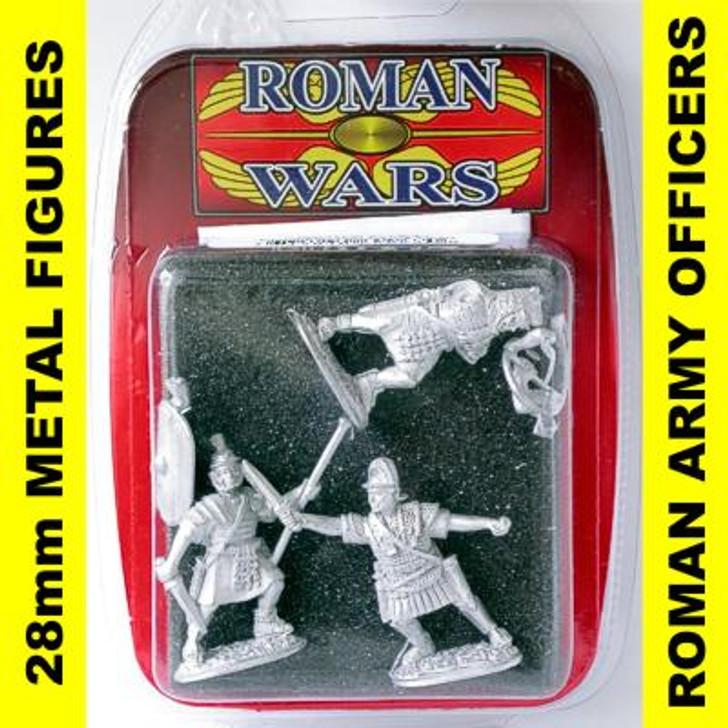 Roman Wars - Centurion, Cornicen and Optio