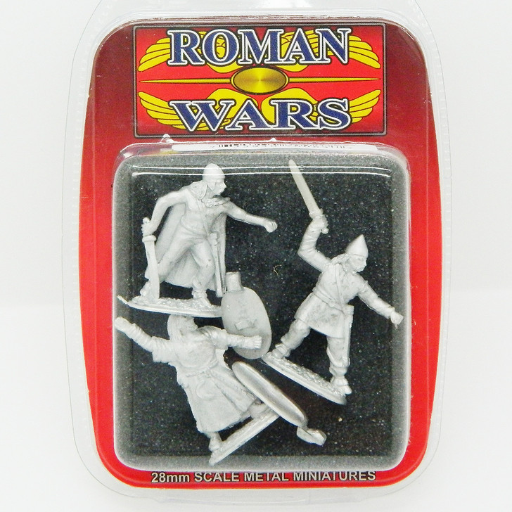 Roman Wars - Briton Nobles and Druid
