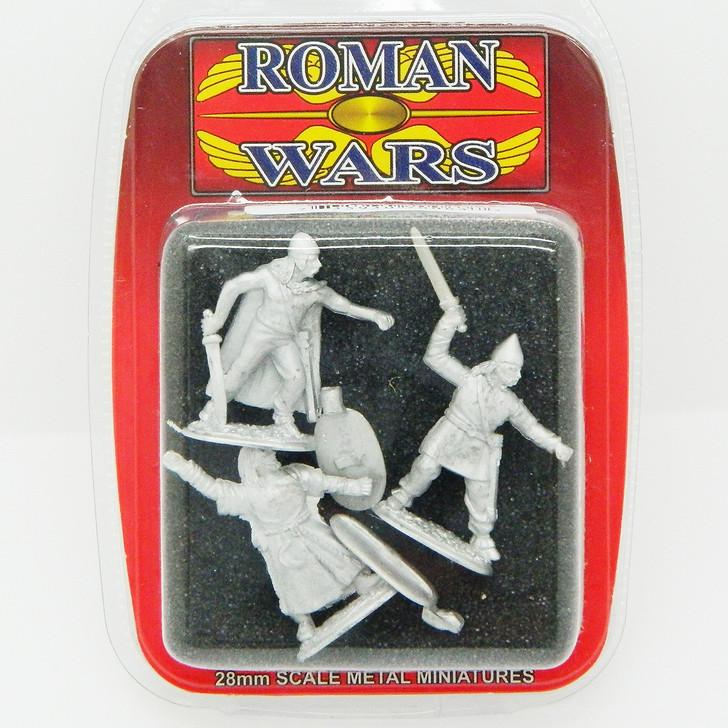 Roman Wars - Briton Nobles and Druid
