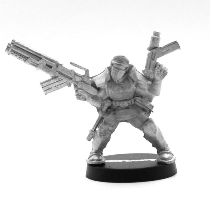 Bauhaus Blitzer Sergeant figure
