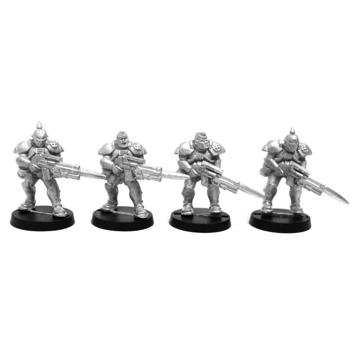Bauhaus Hussars 4 figures