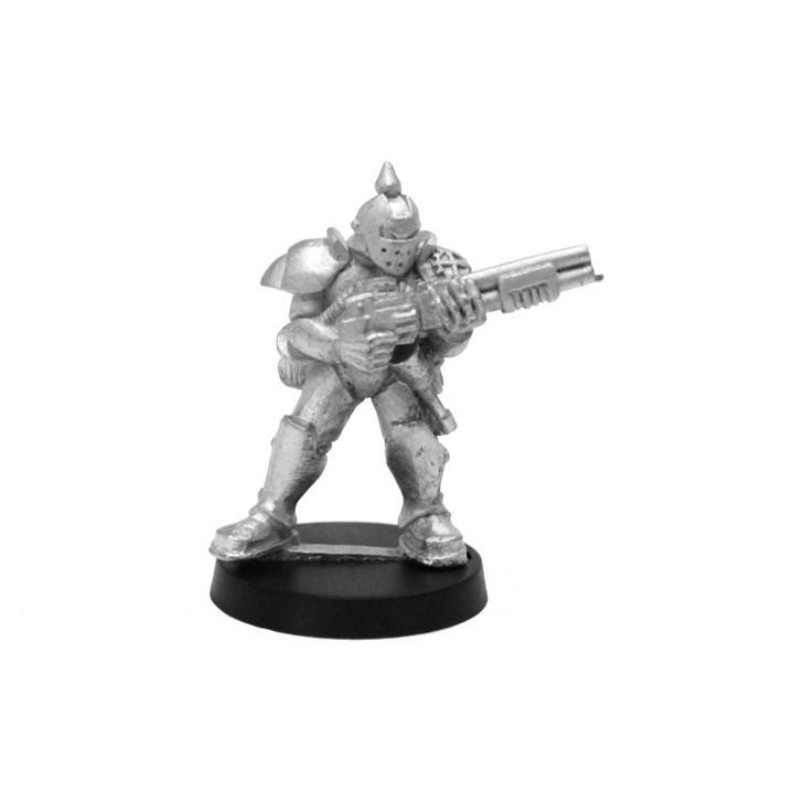 Bauhaus Hussar Sergeant
