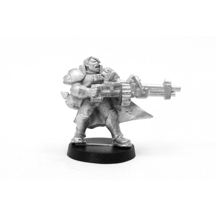 Bauhaus Hussar Kapitan #2 figure