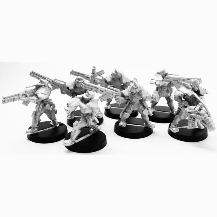 Bauhaus Blitzers Squad