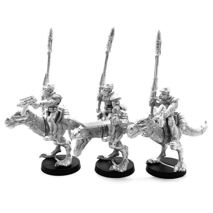 Bauhaus Mounted Hussars