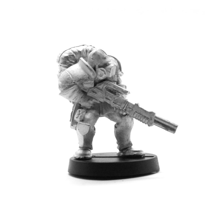 Bauhaus Dragoon Sergeant