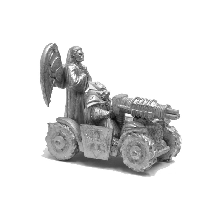 Brotherhood Death Angel Vehicle and Crew
