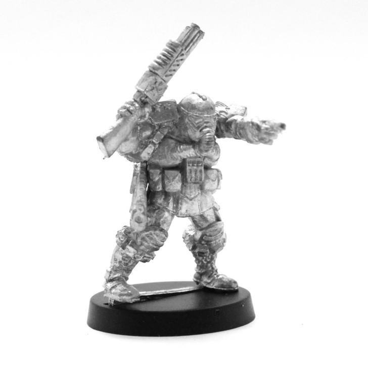 Capitol Light Infantry Captain