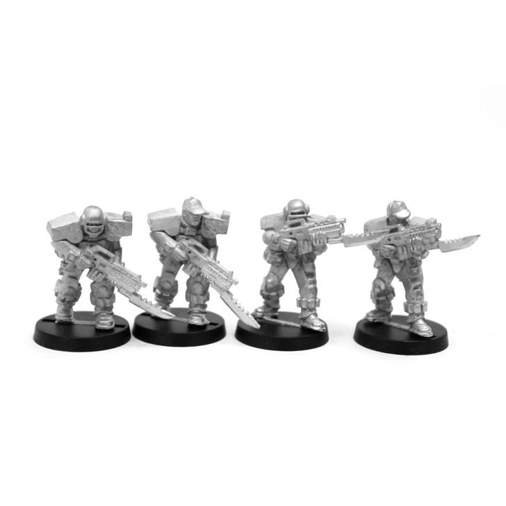 Capitol Troopers 4 figures
