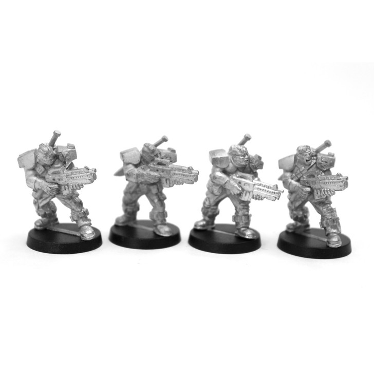 Capitol Free Marines Special Forces - 4 Figures
