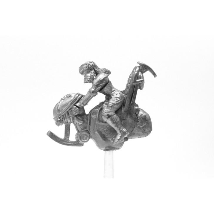 Pegasus Scout Bike Vehicle and crew