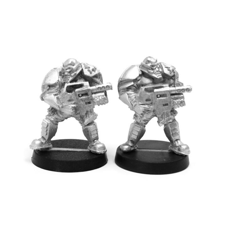 Capitol Assault Marines 2 figures