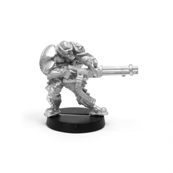 Capitol Assault Marine HMG Specialist