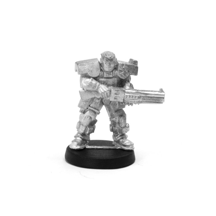 Capitol Light Infantry Captain