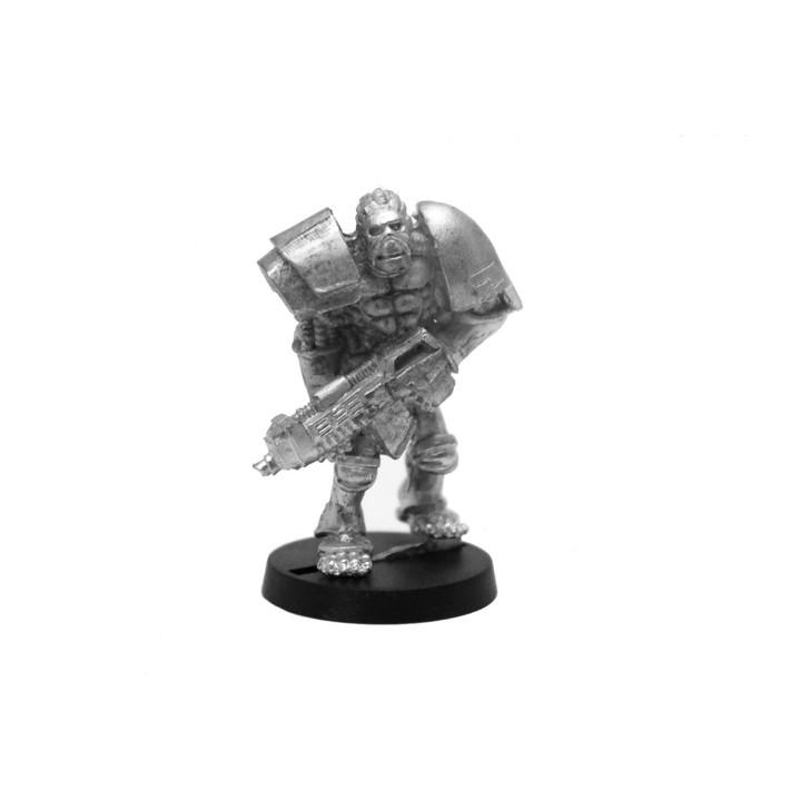 Warzone Cybertronic Atilla III Cuirassier