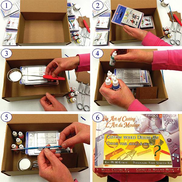 Prince August Hobby Casting Custom Starter Kit
