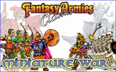 Fantasy Armies Classic Moulds