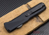 Benchmade Knives: 4600DLC Phaeton - OTF Auto - DLC Coating