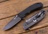 Zero Tolerance: ZT0566BW - Rick Hinderer Design - CPM-S35Vn Steel