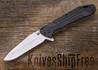 Kershaw Knives: Thermite - Stonewashed Finish - 3880