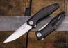 Kershaw Knives: Atmos - Black G-10 / Carbon Fiber - 4037