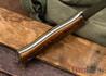 Fiddleback Forge: Arete - Desert Ironwood - Black & Yellow Liners - FF13DD002