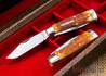 Great Eastern Cutlery: #44 Tidioute - Buffalo Jack - Goldenrod Jigged Bone
