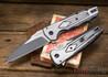 Kershaw Knives: Deadline - Two-Tone Finish - KVT Bearings - Tuned Detent System - 1087