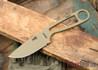 ESEE Knives: Izula - Neck Knife - Dark Earth