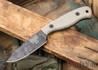 ESEE Knives: ESEE-JG3-BO - Camp Lore  JG3 - Black Oxidized