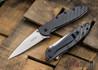 Kershaw Knives: Leek - Carbon Fiber - CPM-154 - 1660CF