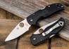 Spyderco: Native 5 Lightweight - Black FRN - CPM-S30V - C41PBK5
