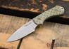 Bradford Knives: Guardian 3 - OD Green G-10 - N690